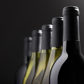 Wine Menu (Bottle)