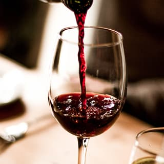 Wine Menu (Glass)